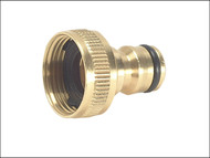 Rehau REH249596 - Brass Tap Connector 19mm (3/4in)