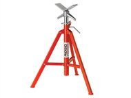 RIDGID RID22168 - VF-99 V Head Folding Pipe Stand 22168