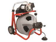 RIDGID RID28098 - K-400 AUTOFEED Drum Machine With C-32IW (Integral Wound) Solid Core Cable 28098