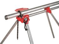RIDGID RID40165 - 560 Top Screw Stand Chain Vice 3-125mm Capacity 40165
