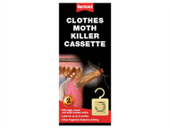 Rentokil RKLFM95 - Moth Killer Cassette (Pack of 2)