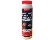Rentokil RKLPSC49 - Carpet Moth & Beetle Killer Powder