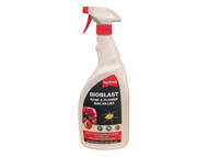 Rentokil RKLPSR170 - Bioblast Rose & Flower Bug Spray 1 Litre