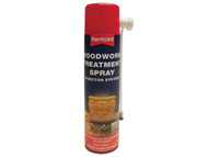 Rentokil RKLPSW85 - Woodworm Treatment Spray 300ml