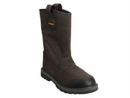Roughneck Clothing RNKHURR8 - Hurricane Rigger Boots Composite Midsole UK 8 Euro 42
