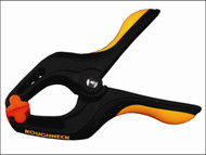 Roughneck ROU38331 - Heavy-Duty Plastic Hand Clip 25mm (1in)