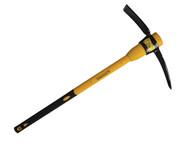 Roughneck ROU64152 - Pick Mattock Head 5lb Fibreglass Handle