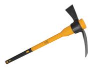 Roughneck ROU64252 - Cutter Mattock Head 5lb Fibreglass Handle