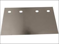 Roughneck ROU64394 - Floor Scraper Blade 200mm (8in) Stainless Steel