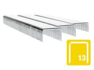 Rapid RPD136 - 13/6 6mm Galvanised 5m Staples Box 5000