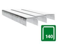 Rapid RPD14010B5 - 140/10 10mm Galvanised Staples Box 5000