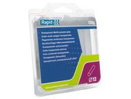 Rapid RPD40107356 - Transparent Glue Sticks Pack of 13 12mm Diameter x 94mm