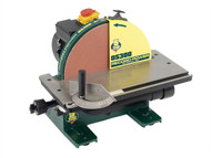 Record Power RPTDS300 - DS300 Cast Iron Disc Sander 12in