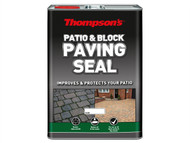 Ronseal RSLPBPSWL5L - Patio & Block Paving Seal Wet Look 5 Litre