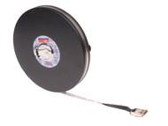 R.S.T. RSTRDM10 - Fibreglass Long Tape 50m / 165ft (Width 13mm) Metallic Strip