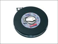 R.S.T. RSTRKM60050 - Steel Tape 50m / 165ft (Width 13mm)