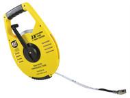 R.S.T. RSTRXTA5013 - Fibreglass Geared Tape 50m / 165ft (Width 13mm)