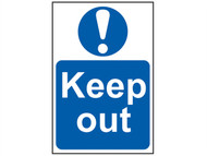 Scan SCA0255 - Keep Out - PVC 200 x 300mm