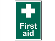 Scan SCA1550 - First Aid - PVC 200 x 300mm
