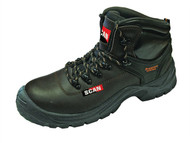 Scan - Lynx Brown Safety Boots S1P - UK 9 Euro 43