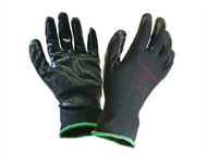 Scan SCAGLOINSP12 - Inspection Seamless Gloves Large 12 Pairs