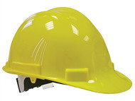 Scan SCAPPESHDELY - Deluxe Safety Helmet Yellow