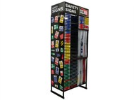Scan SCASSDIS144 - Signs Display - 144 Signs (combi Stand)