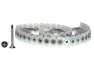 Senco SEN35Q35MC - DuraSpin Collated Screws Drywall to Heavy Steel 3.5 x 35mm Pack 1,000