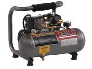 Senco SENPC1010UK2 - PC1010 Compressor 0.5 HP 230 Volt