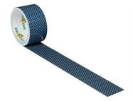 Shurtape SHU104369 - Duck Tape 48mm x 9.1m Carbon Fibre