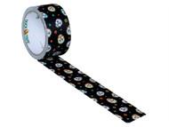 Shurtape SHU104370 - Duck Tape 48mm x 9.1m Disco Skulls