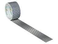 Shurtape SHU104374 - Duck Tape 48mm x 9.1m Metalika