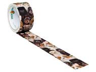 Shurtape SHU104377 - Duck Tape 48mm x 9.1m Puppy Love