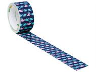 Shurtape SHU104378 - Duck Tape 48mm x 9.1m There She Blows