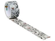 Shurtape SHU104379 - Duck Tape 48mm x 9.1m Bengal Roar