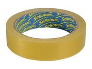 Sellotape SLT1629146 - Sellotape Golden 24mm x 50m Blister Pack