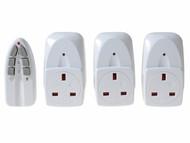 SMJ SMJRFE3TC - Remote Socket Triple Pack