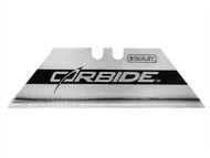 Stanley Tools STA011800 - Carbide Knife Blades Pack of 5