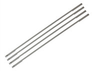 Stanley Tools STA015061 - Coping Saw Blades 165mm (6.3/4in) 14tpi Card (4)
