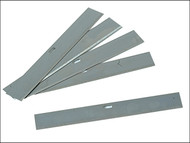 Stanley Tools STA028005 - Heavy-Duty Scraper Blades (pack of 5)