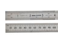 Stanley Tools STA035400 - 64R Rustless Rule 150mm / 6in