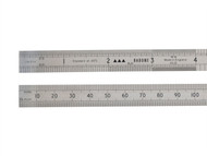 Stanley Tools STA035432 - 64FR Rustless Rule 150mm / 6in