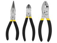Stanley Tools STA084114 - Pliers Set 3 Piece