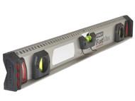 Stanley Tools STA143554 - FatMax I Beam Magnetic Level 3 Vial 60cm