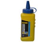 Stanley Tools STA147403 - Chalk Refill Blue 113g
