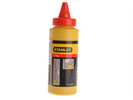Stanley Tools STA147404 - Chalk Refill Red 113g