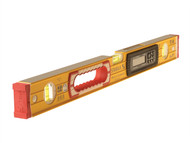 Stabila STB1962E60 - 196-2 Electronic Spirit Level IP65 3 Vial 17670 60cm