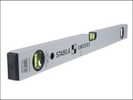 Stabila - 80E-2 Spirit Level 3 Vial Double Plumb 2402 40cm