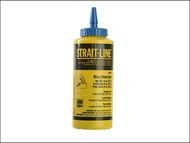 IRWIN Strait-Line STL64901 - Chalk Refill 227g (8 oz) Blue