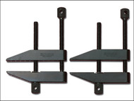 Starrett STR161C - 161C Toolmakers Clamp 2.1/4in capacity